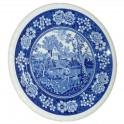 Villeroy & Boch Rusticana blau Frühstücksteller 21 cm