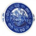 Villeroy & Boch Rusticana blau Tortenplatte