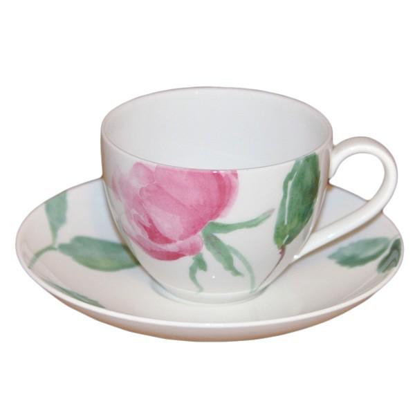 villeroy boch rosanna kaffeetasse mit untertasse. Black Bedroom Furniture Sets. Home Design Ideas